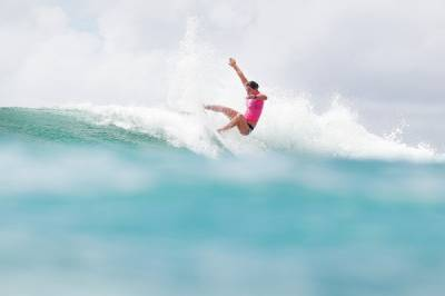 Women sport news - Quiksilver and Roxy Pro Gold Coast Down to Business End