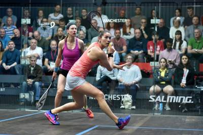 Women sport news - Retiring Massaro Bows Out of Penultimate Event at Manchester Open
