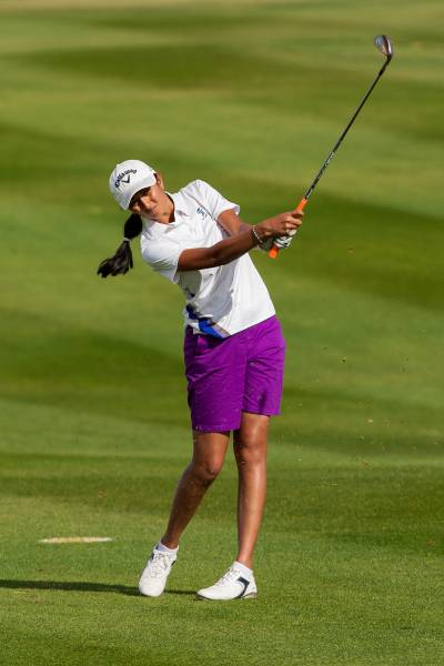 Women sport news - Rising star Aditi Ashok ready to make big impression on LET