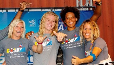 Women sport news - Sarah-Quita Offringa shines after a sensational day of freestyle