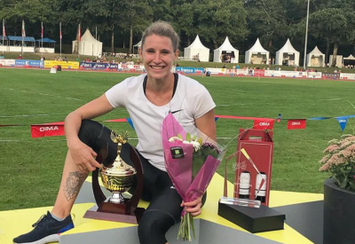Women sport news - Schafer concludes season with heptathlon victory in Talence