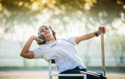 Women sport news - Shot putter Deepa Malik becomes first Indian woman to win a Paralympic Games medal