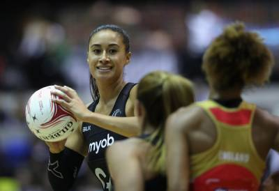 Women sport news - SILVER FERNS LEGEND MARIA FOLAU RETIRES FROM NETBALL