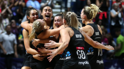 Women sport news - SILVER FERNS NAMED AS FINALISTS FOR HALBERG AWARDS