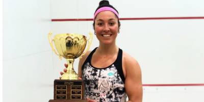 Women sport news - SOBHY CLAIMS HER BIGGEST PSA TITLE AT TEXAS OPEN