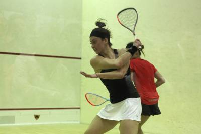Women sport news - Sobhy claims win at the Princeton Club.