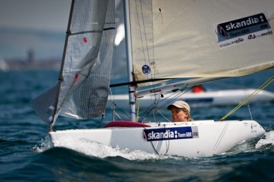 Women sport news - Sonar and SKUD teams in pole after day two at IFDS Worlds