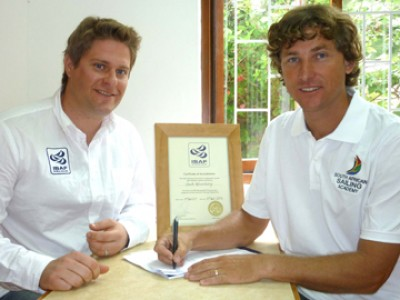 Women sport news - South African Sailing Gains ISAF Recognised Training Status