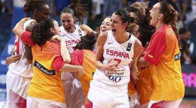 Women sport news - Spain to host first-ever FIBA Women's Basketball World Cup in 2018