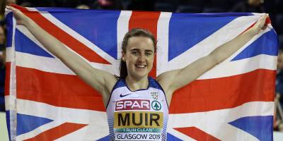 Women sport news - STUNNING GOLDS BY MUIR & OSKAN-CLARKE LEAD BRITAIN TO BEST EVER HAUL AT EUROPEAN INDOOR CHAMPIONSHIPS
