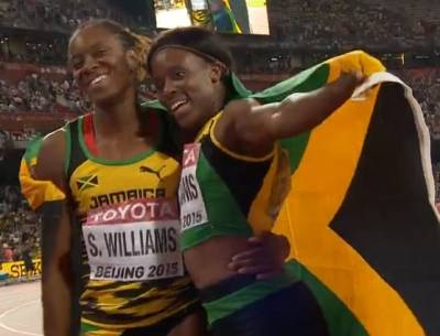 Women sport news - Surprise Gold in the 100m Hurdles for Williams in Beijing