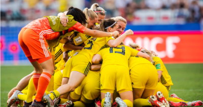 Women sport news - Sweden wins the bronze match