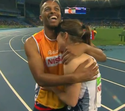 Women sport news - Team GB's Libby Clegg wins Gold in the T11 100m