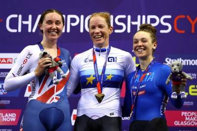 Women sport news - Ten Medals For Wiggle High5 Riders In Glasgow European Championships
