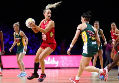 Women sport news - Thirlby reveals Vitality Netball Nations Cup squad