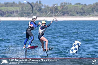 Women sport news - Tight racing in perfect conditions at Europeans leaves little to choose between top of order