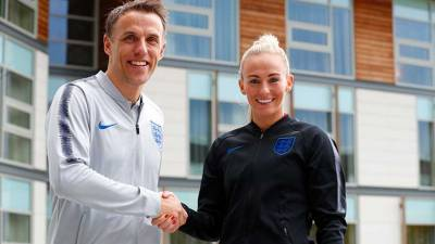 Women sport news - TONI DUGGAN WILL CAPTAIN ENGLAND IN WORLD CUP WARM-UP AGAINST AUSTRIA