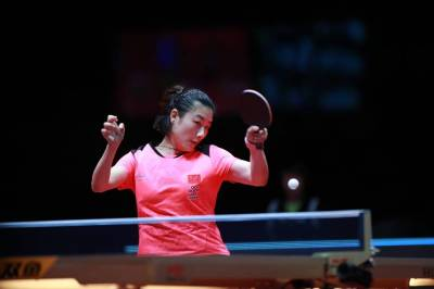 Women sport news - Top draw performances lead Ding Ning to world rankings summit