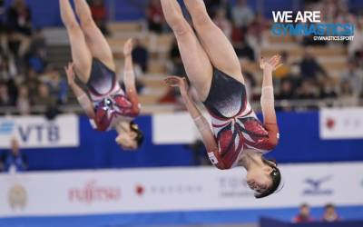 Women sport news - Top pairs reveal secrets of Synchro as finals beckon