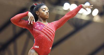 Women sport news - Two more golden chances for Biles on first day of apparatus finals