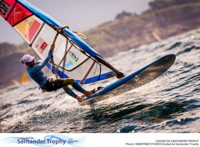 Women sport news - Up And Down Day At Santander 2014 ISAF Worlds