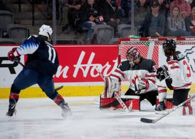 Women sport news - U.S. Skate Past Canada, 2-1, In Game Two of Rivalry Series