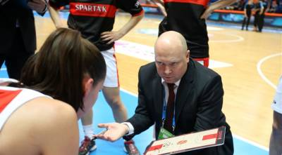 Women sport news - Vasin and Sparta&K ready for EuroCup Women test
