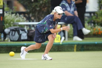 Women sport news - Victoria bowl over defending champions