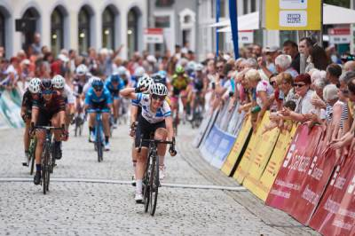 Women sport news - Victory For Lisa Brennauer In Lotto Thüringen Ladies Tour Stage 4