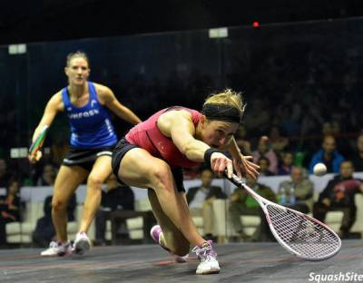 Women sport news - Waters Wipes Out Champion Massaro In Worlds Upset
