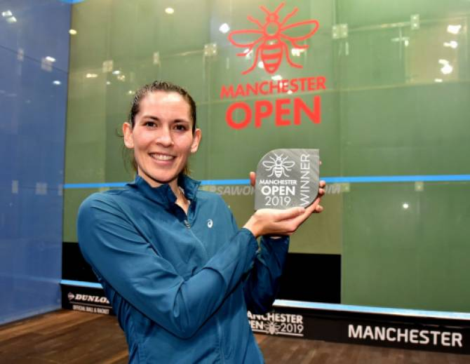 Men's and Women's Manchester Open to Take Place in May 2020