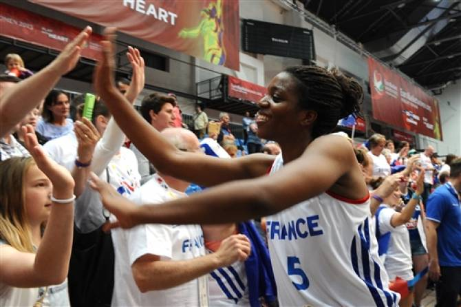 Women sport news - Miyem pinpoints defense as central to Rio dreams