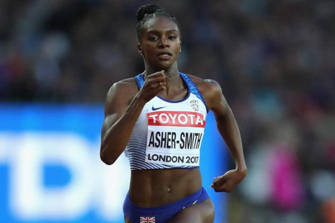 Women sport news - MÜLLER ANNIVERSARY GAMES: TRIO OF OLYMPIC AND WORLD MEDALLISTS JOIN DINA IN 100M FIELD