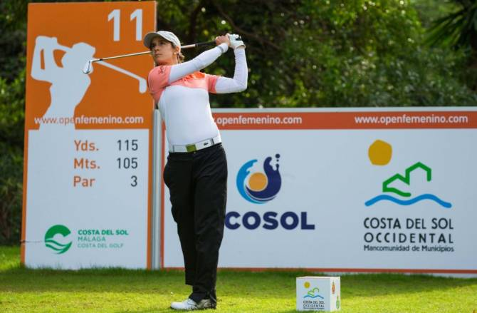 Women sport news - Muñoz leads by one shot at La Quinta