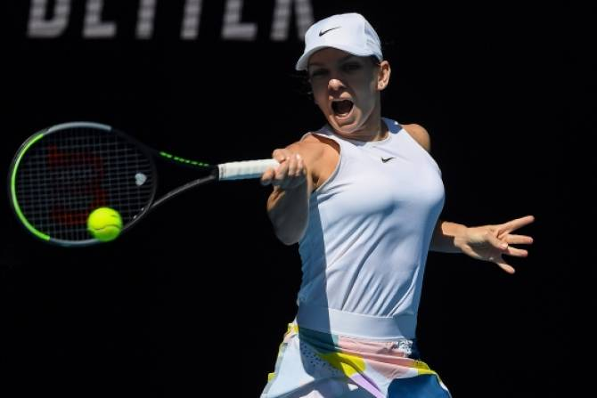 Women sport news - Muguruza sets up final showdown with Halep
