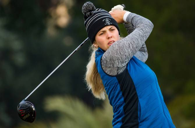 Muirhead Storms Clear in Spain