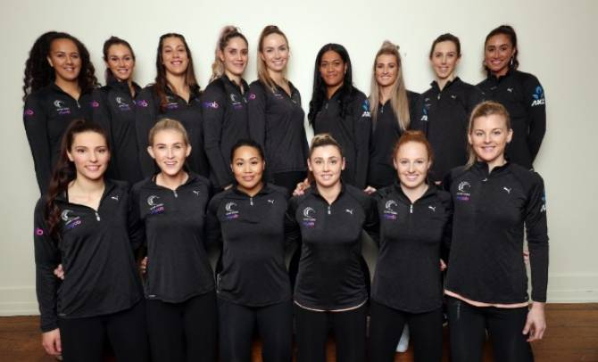 Women sport news - NEW-LOOK SILVER FERNS SQUAD ANNOUNCED