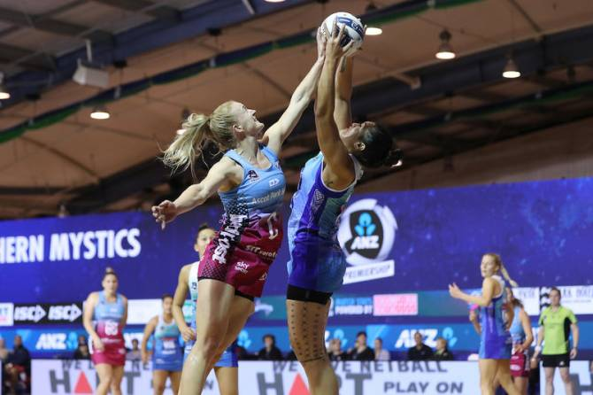 Women sport news - NEW RECORD AS MYSTICS EXTEND WINNING STREAK