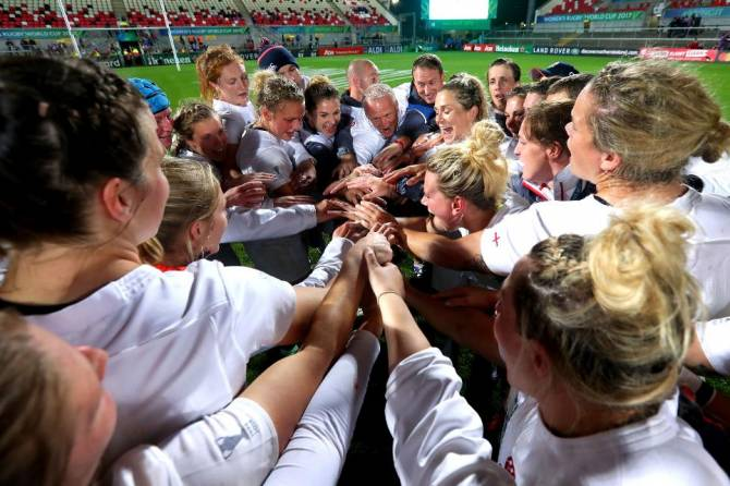 New Zealand to face England in WRWC 2017 final