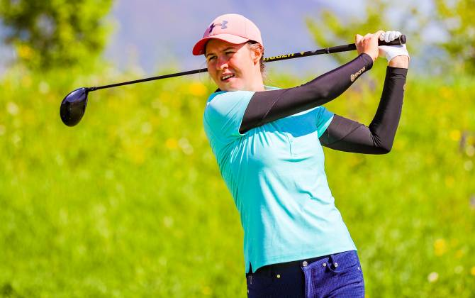 Women sport news - NINA PEGOVA CLINCHES FIRST LET ACCESS SERIES TITLE AT VIAPLAY FINNISH OPEN