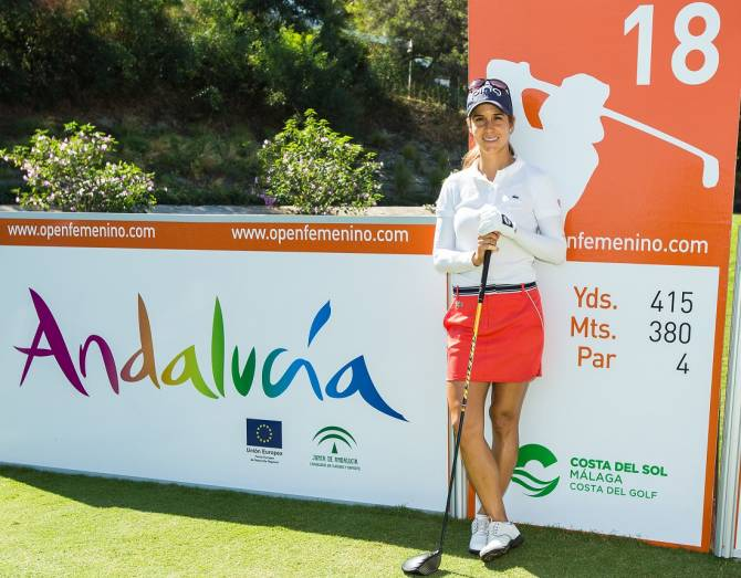 Women sport news - No place like home for Azahara Muñoz