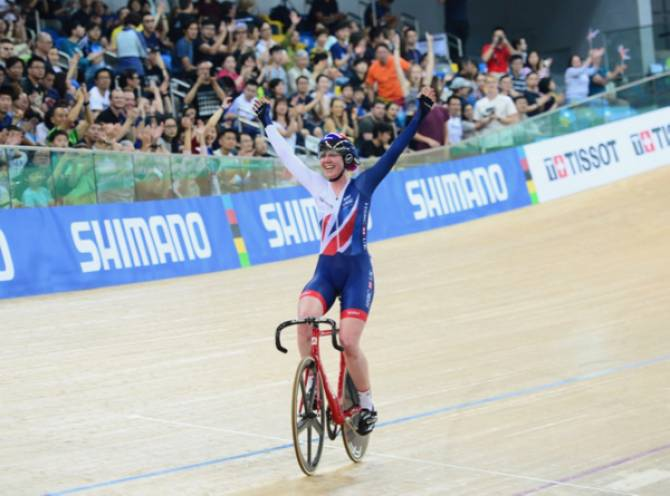 Olympic Champion Katie Archibald Joins Wiggle High5 Pro Cycling