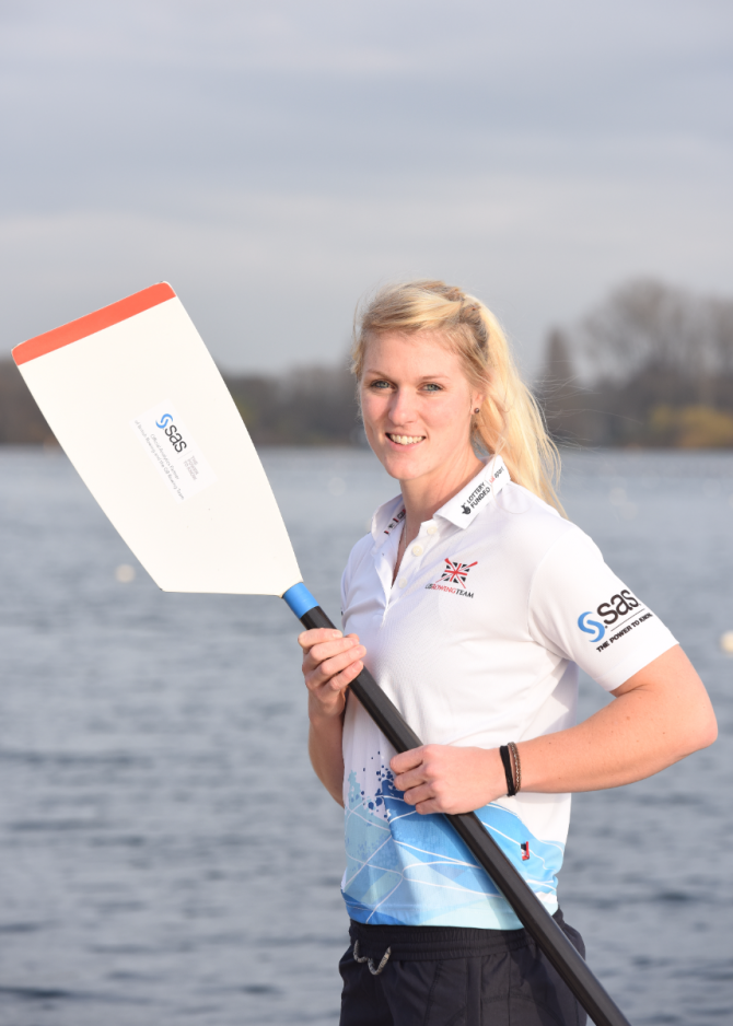 Women sport news - Olympic medallist Zoe Lee preview this weekend's Boat Race