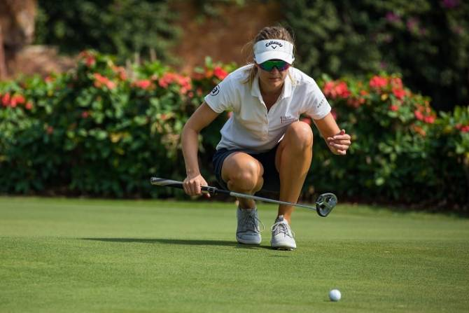 Women sport news - Tonje Daffinrud opens with six-under at Hero Women's Indian Open