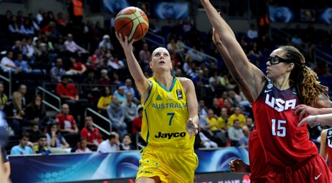 Women sport news - Opals star Taylor inks deal with Dandenong