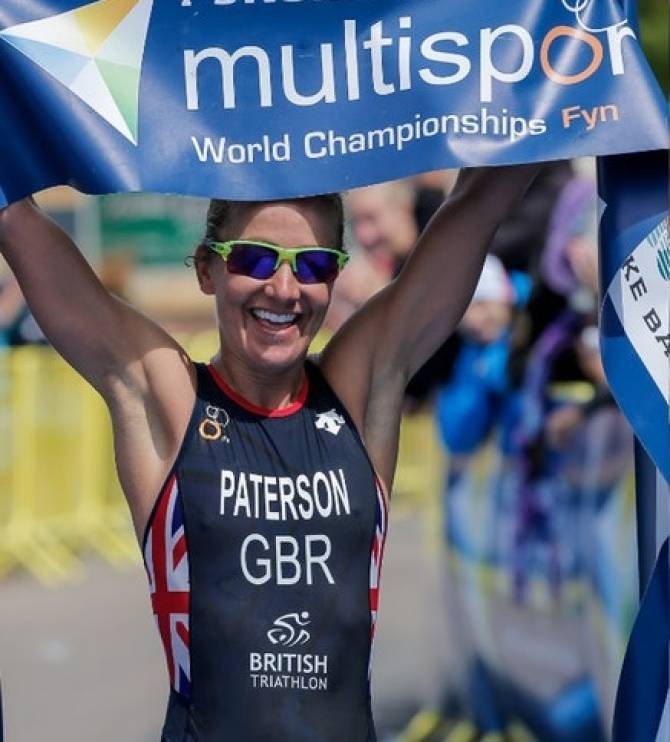 Women sport news - Paterson crowned Cross Triathlon World Champion