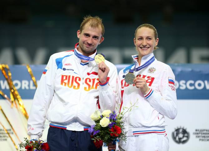Women sport news - Pentathlon-RUSSIA WINS MIXED RELAY IN FAIRYTALE FINISH