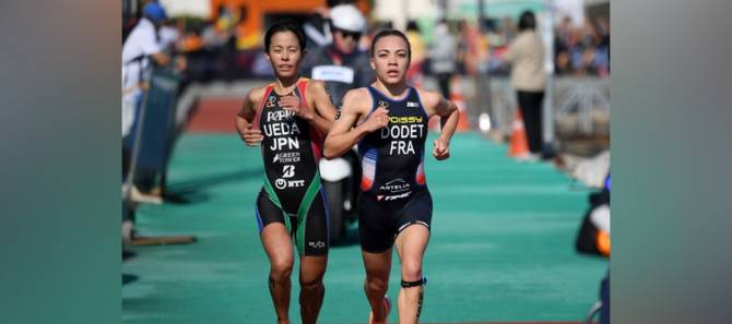 Women sport news - Power display in Tongyeong as Dodet  claims World Cup title