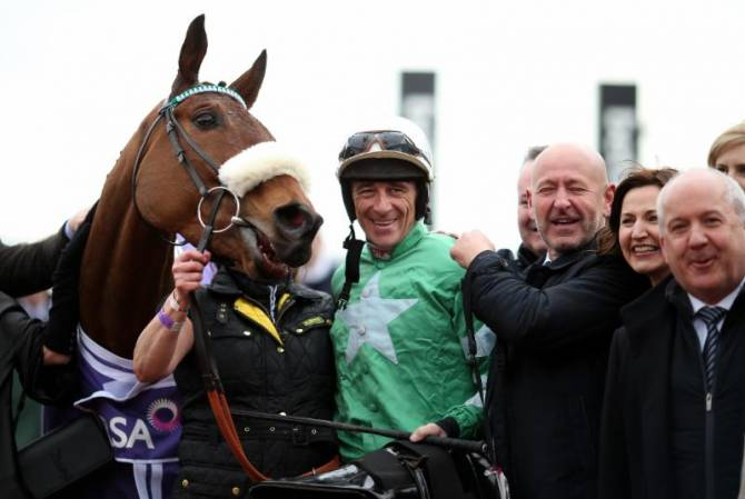 Women sport news - Presenting Percy primed for Magners Cheltenham Gold Cup