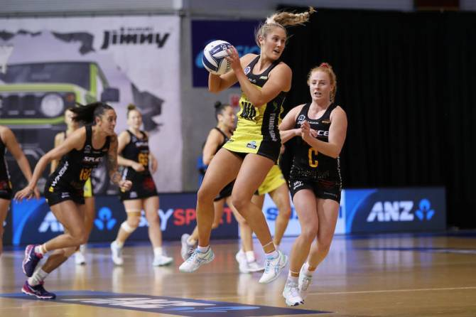 Women sport news - PULSE POWER AWAY TO DECISIVE WIN OVER MAGIC
